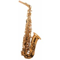 Trevor James 'The Horn' Alto Saxophone - Gold Lacquer - 3730G
