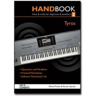 Yamaha Tyros Handbook & User Guide Book 2