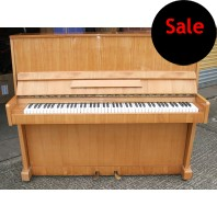Used Beginner's Traditional Beech Upright Piano