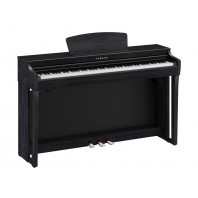 Yamaha CLP725 Black Digital Piano