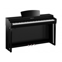 Yamaha CLP725 Polished Ebony Digital Piano