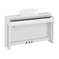 Yamaha CLP725 White Digital Piano
