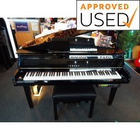 Used Yamaha GranTouch DGT2A Disklavier Digital Grand Piano