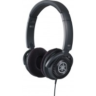Yamaha HPH150 Black Headphones