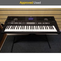Used Yamaha PSR-S650 Keyboard