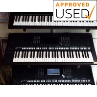 Used Yamaha PSR-S775 Keyboard