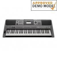 Yamaha PSR-i500 Arranger Keyboard Demo Model