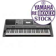 Yamaha PSR-i500 Arranger Keyboard Yamaha UK Reboxed Stock