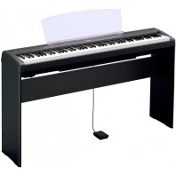 Yamaha L85 Stand for Yamaha P45/P115 Piano - Black