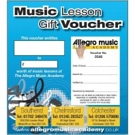 Gift Voucher for Class Music Lessons