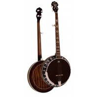Barnes BJ400 5 String Banjo Rathbone Model