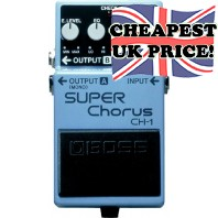 Boss CH-1 Super Chorus Demo Model