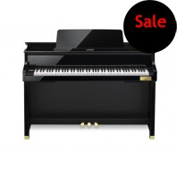 Casio GP500 Black Polished Digital Piano