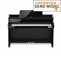 Casio GP500 Black Polished Digital Piano Demo Model