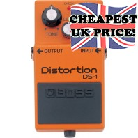 Boss DS-1 Distortion Demo Model