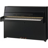 Kawai K-15 E Ebony Polished Upright Piano