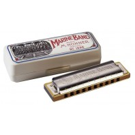 Hohner 1869 Marine Band (Major Tuning)