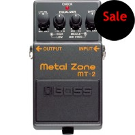 Boss MT-2 Metal Zone Demo Model