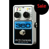 Electro-Harmonix 360 Looper Demo Model