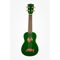 Makala MK-SC-G Dolphin Series Soprano Green Apple Greenburst