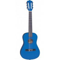 1/2 Size Classical Guitar - Blue