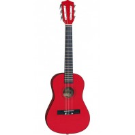 1/2 Size Classical Guitar - Red