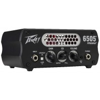 Peavey 6505 Piranha Micro Head Electric Guitar Amp PV6505PIRH