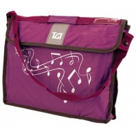 TGI Music Bag (Large Capacity) - Mulberry