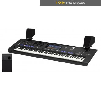 Yamaha Genos 76 Note Keyboard with Speakers Brand New Limited Stock Clearance