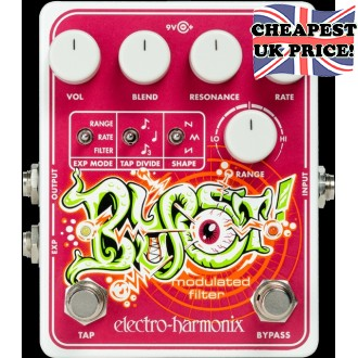 Electro Harmonix Blurst Modulated Filter Demo Model