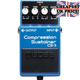 Boss CS-3 Compression Sustainer Demo Model