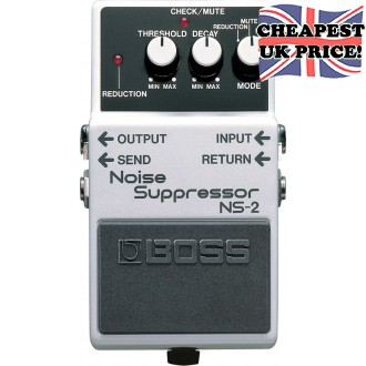 Boss NS-2 Noise Suppressor Demo Model