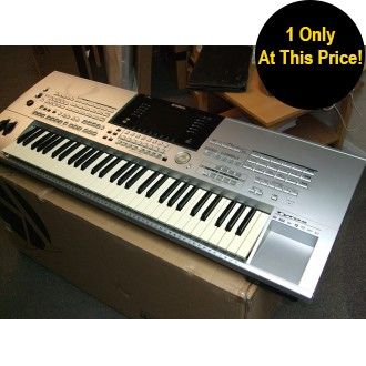 Used Yamaha Tyros 1 B Grade With Speakers